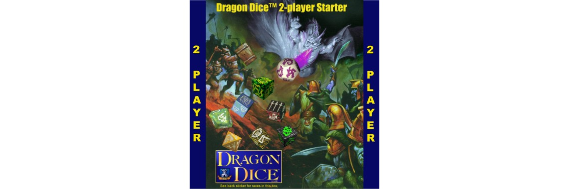 Dragon Dice Starter