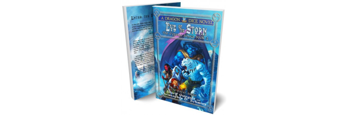Eye of the Storm, Book 2 of the Cyrean Songs series
